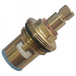 "Кран-букса 1/2"" для  имп.смес. керамика, квадрат 7 мм.(русский стандарт) LH52-12"