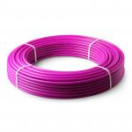Труба PE-RT EVOH пятислойная SDR 7,4 Фиолетовая