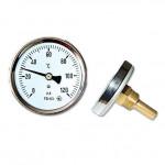 Термометр биметаллический ТБ-63 осевой