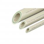 Труба полипропиленовая со стекловолокном PN 20 PPR FV-Plast