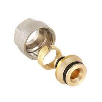 Соединитель коллекторный для металлополимерной трубы