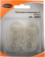 """Прокладка силикон 3/4"""" (набор 10шт)"""