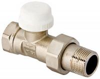 Клапан термостатический прямой для радиатора, ВР-НР VT.032