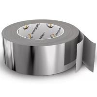 Скотч алюминиевый на бумажной основе 50 мм х 50 м