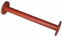 Патрубок 2-ППС сталь (2-й патрубок после счетчика) сталь