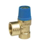 Клапан предохранительный для систем водоснабжения SVW