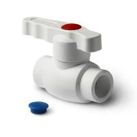 Кран шаровый полипропиленовый полнопроходной Ultra Pro Aqua PP-R