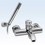Смеситель для ванны VEGA с душем VX2422000