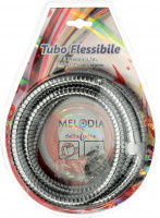 """Шланг для душа MELODIA 1/2""""х1/2"""" 1,5 м Tubo Flessibile"""