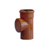 Ревизия ПП для наружней канализации 110 с крышкой