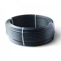 Труба полиэтиленовая для водоснабжения ПЭ-100 PN 10 SDR 17 (ПНД)